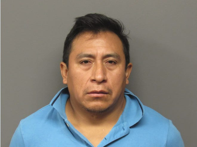 Hugo Remache, 41, of Hackensack was arrested and charged with sexual assault of a minor.