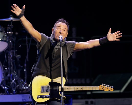 Bruce Springsteen will be honored for turning 70 by Brian Kirk and the Jirks at the Wellmont Theater in Montclair on Dec. 5.