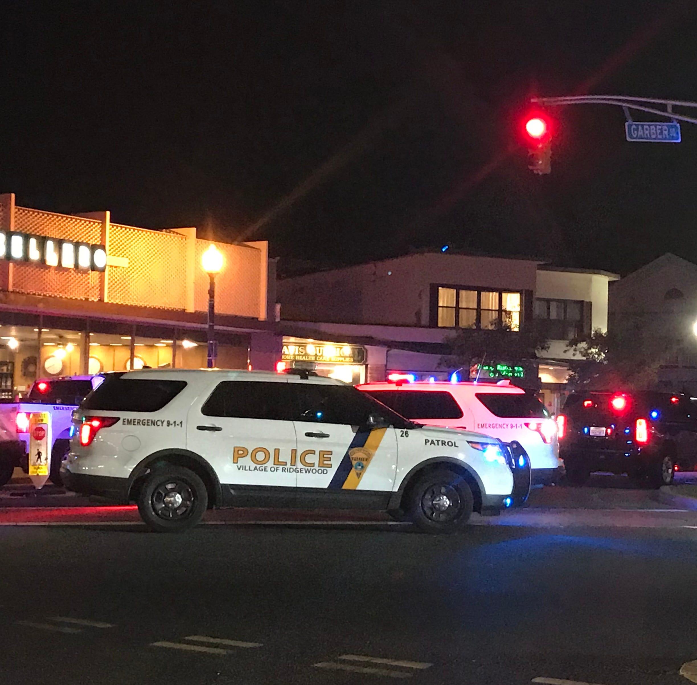 Pedestrian struck in Ridgewood