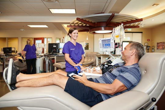 United Blood Services, which operates blood-donation clinics in New Mexico, announced Sept. 24, 2018, its part of an organization-wide re-branding and will now be known as Vitalant.