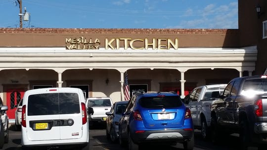 Mesilla Valley Kitchen is seen Tuesday, Sept. 25, 2018, at 2001 E. Lohman Ave. in Las Cruces.