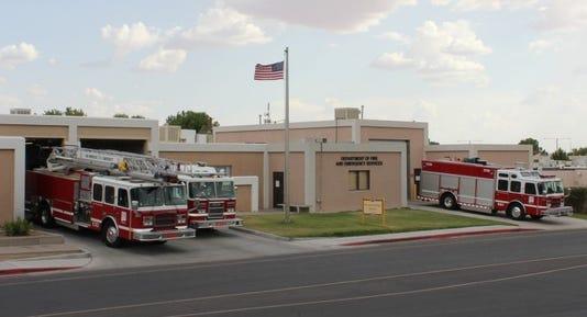 Nmsu Fire Department Crop
