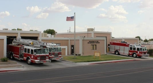 Nmsu Fire Department Crop