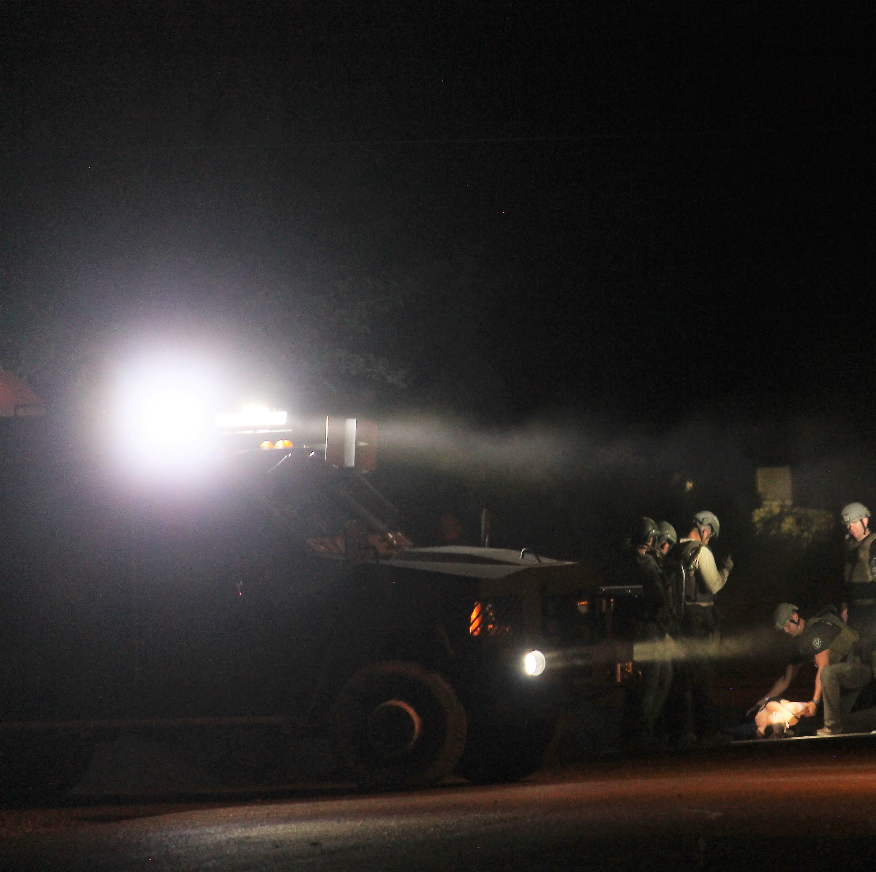 Three people taken into custody after Alamogordo standoff