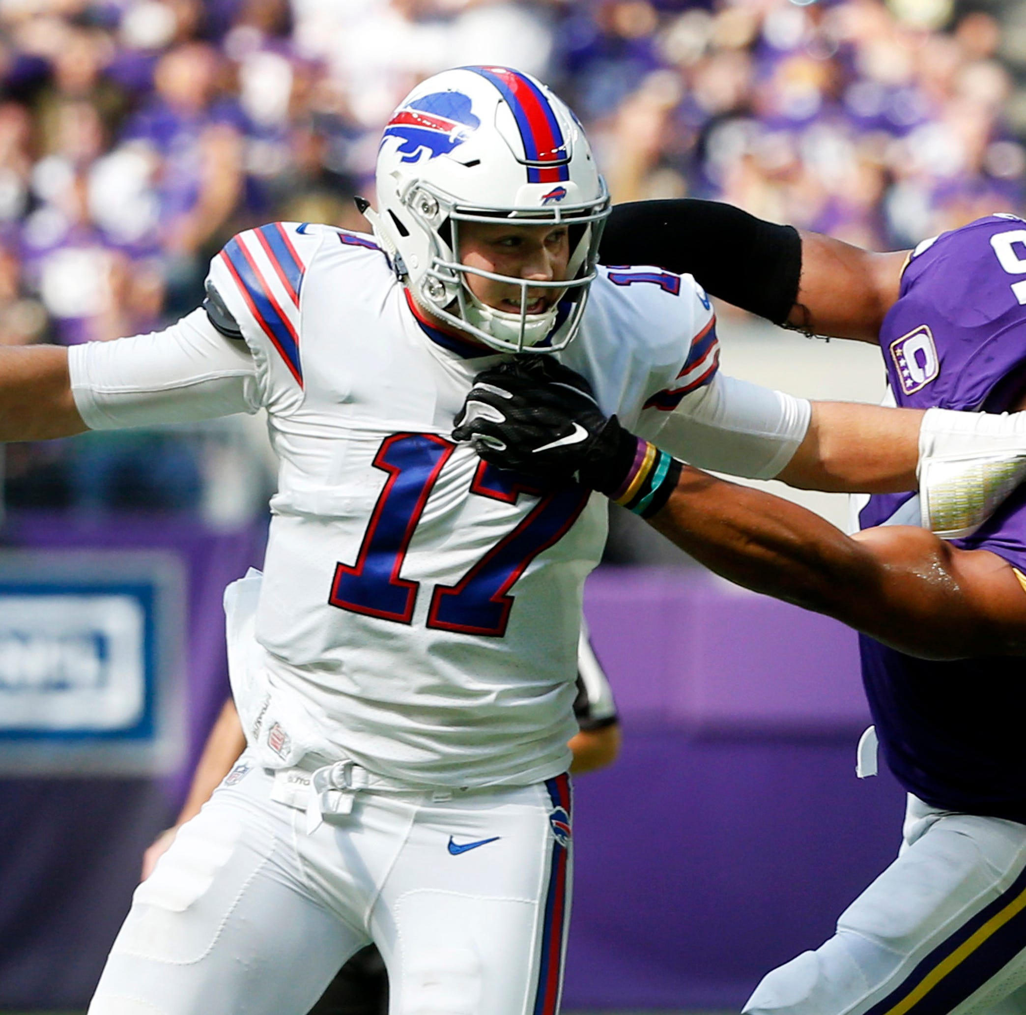 Green Bay Packers' next opponent: Quick takes on the Buffalo Bills