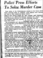 An article from October 26, 1962 details the case of Rosalie Paxton.