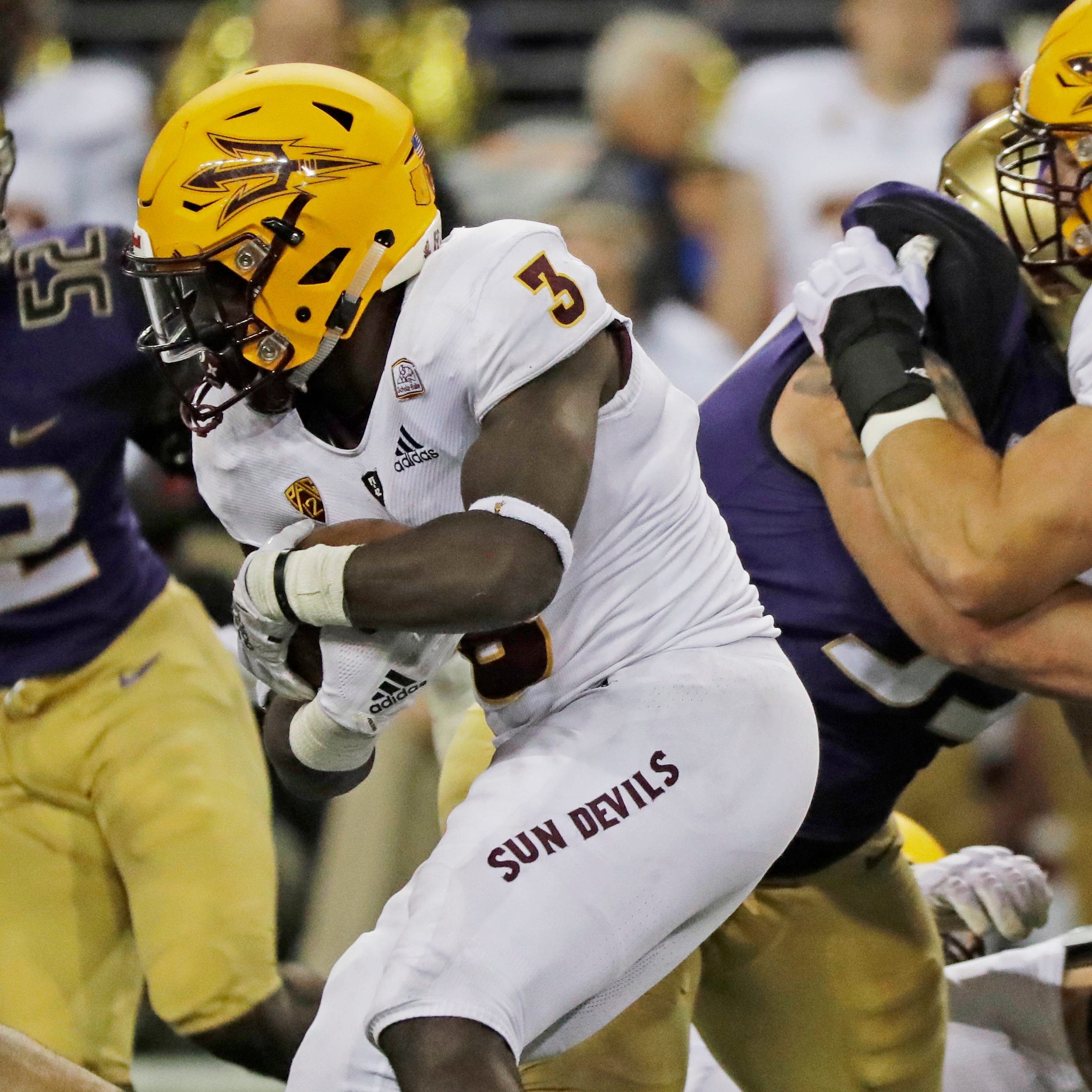 Herm Edwards wants ASU to consistently run the ball going forward