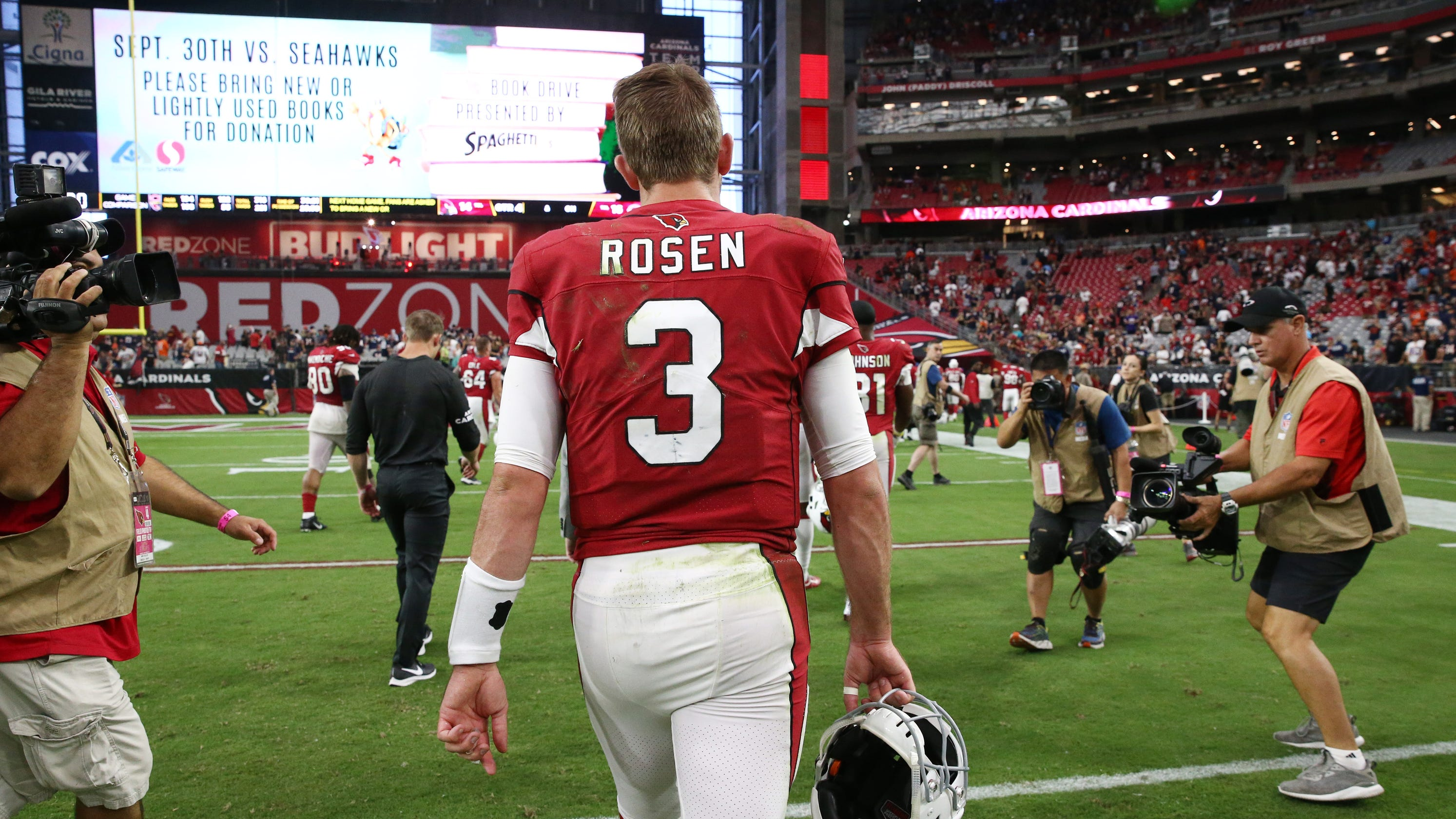 827a7532e Arizona Cardinals ready for Rosen Era by letting 'Josh be Josh.'