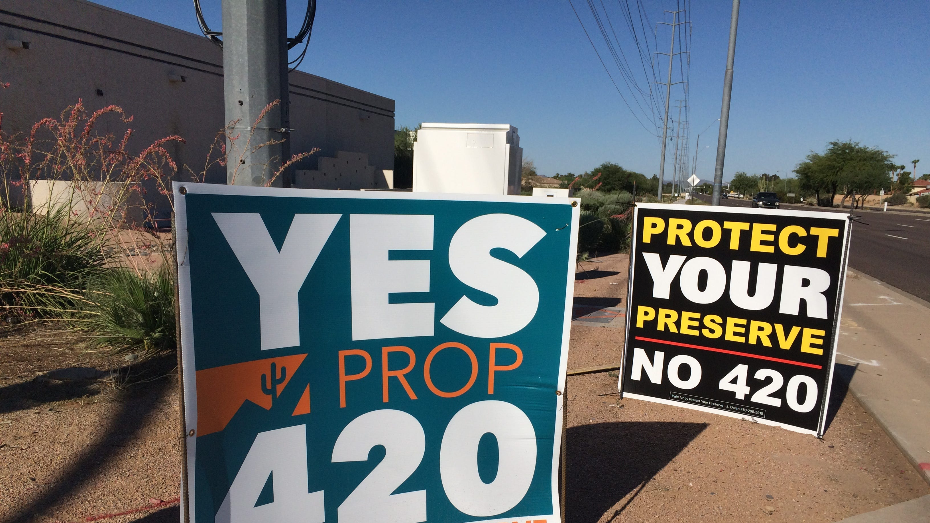 Scottsdale says group opposing desert education center violated campaign laws
