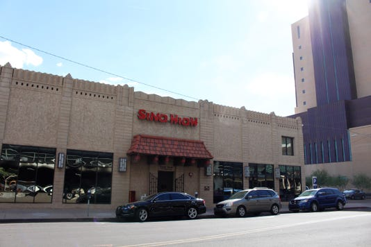 Sing High Chop Suey House downtown Phoenix