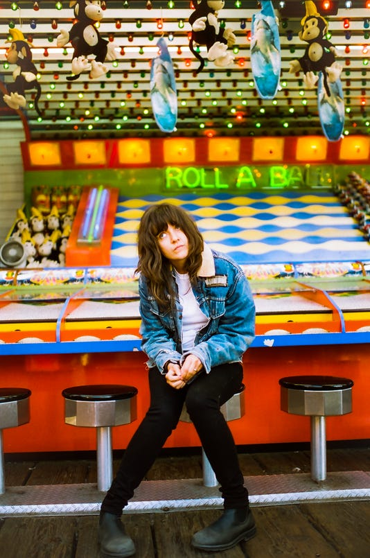 Courtney Barnett Pooneh Ghana
