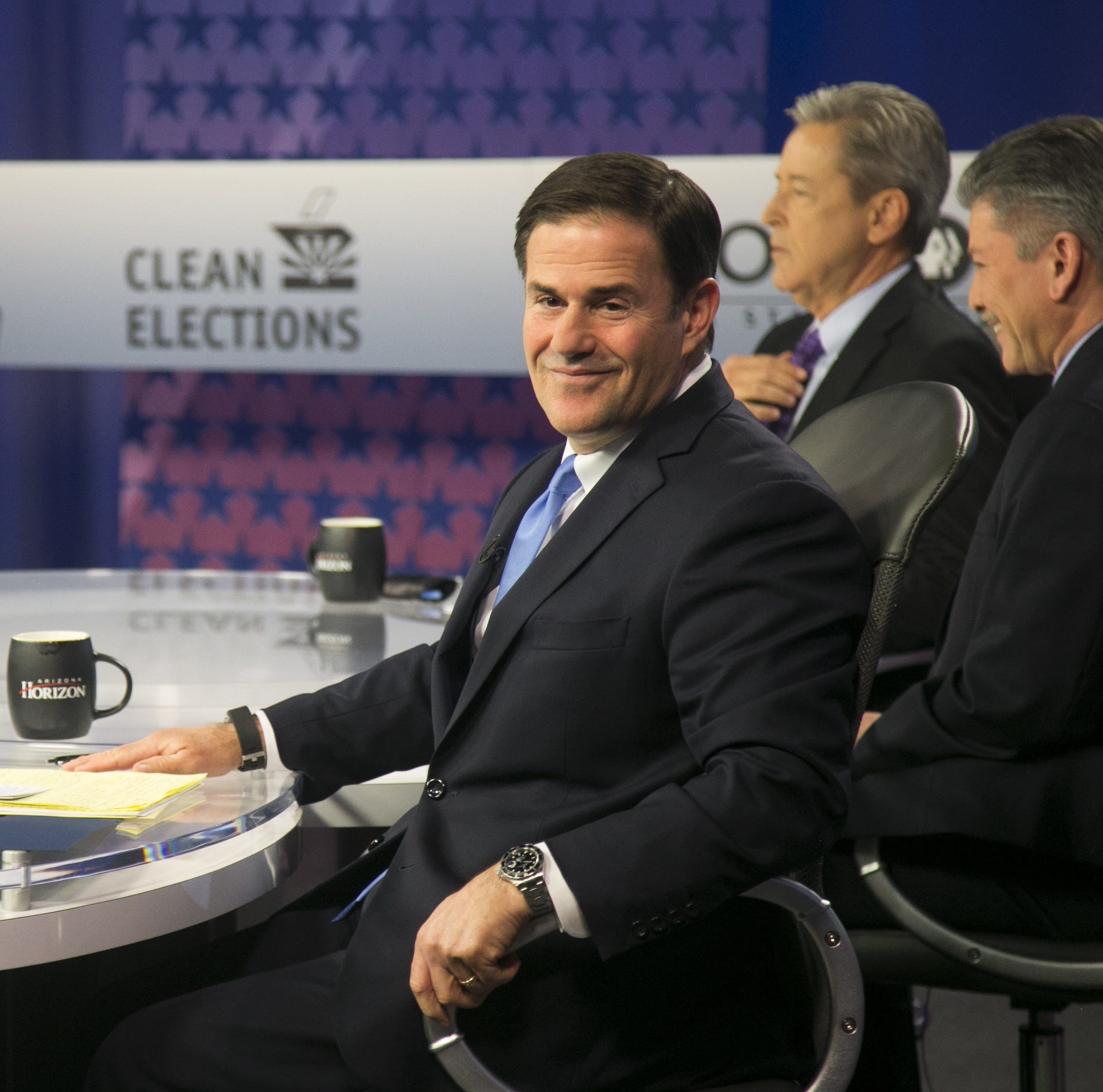 What we learned about David Garcia and Doug Ducey after their first governor debate