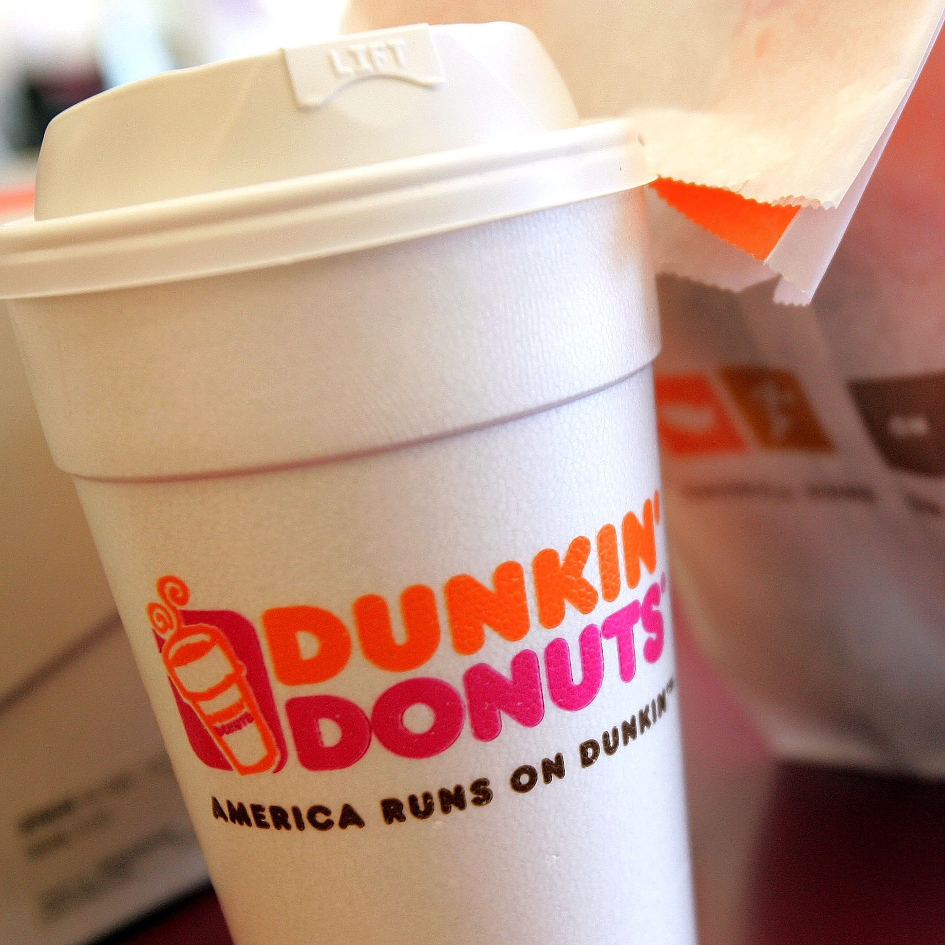 Dunkin' Donuts is dropping 'donuts' from its name