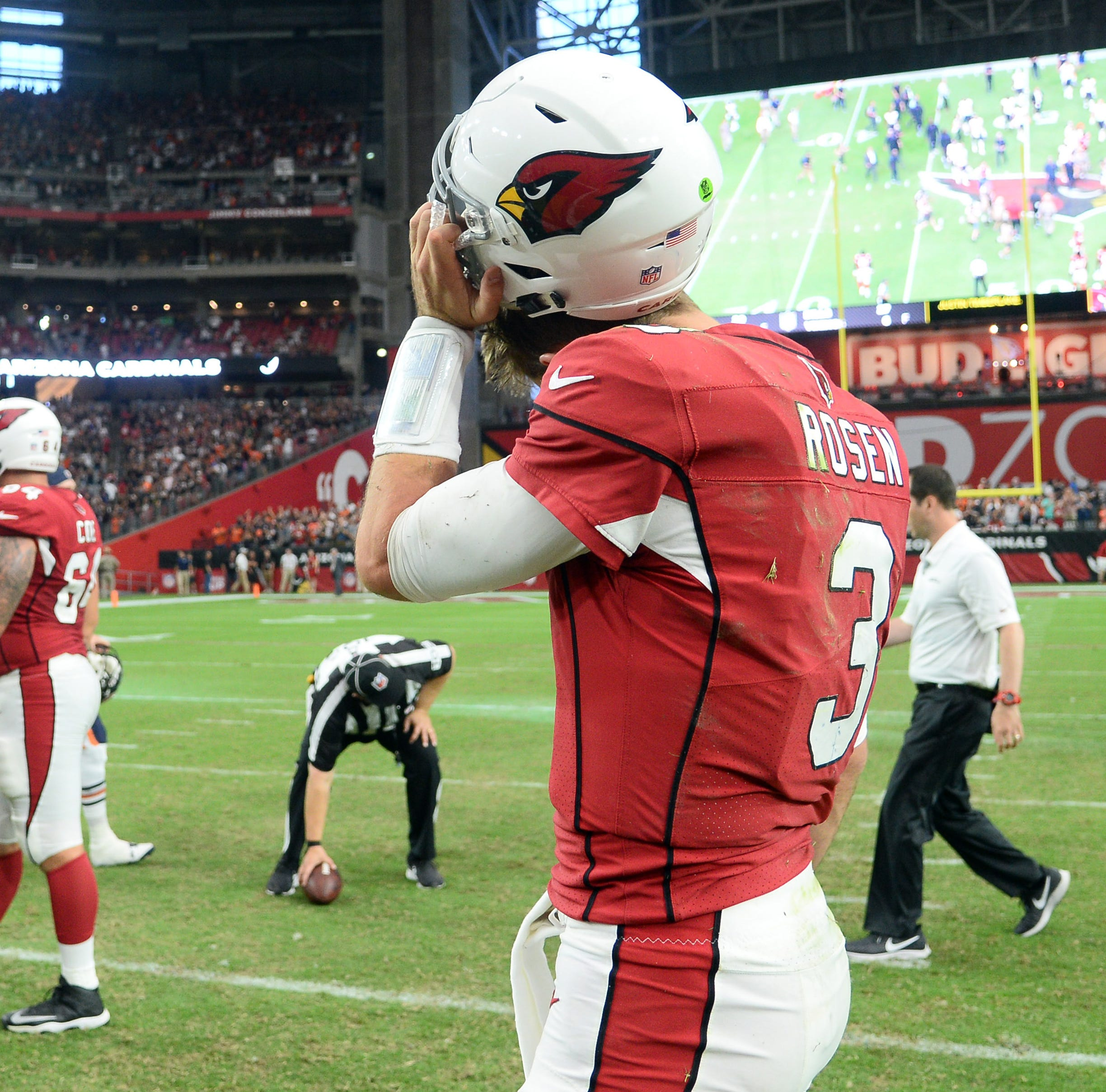NFL power rankings: Rock bottom for Arizona Cardinals after loss to Chicago Bears?