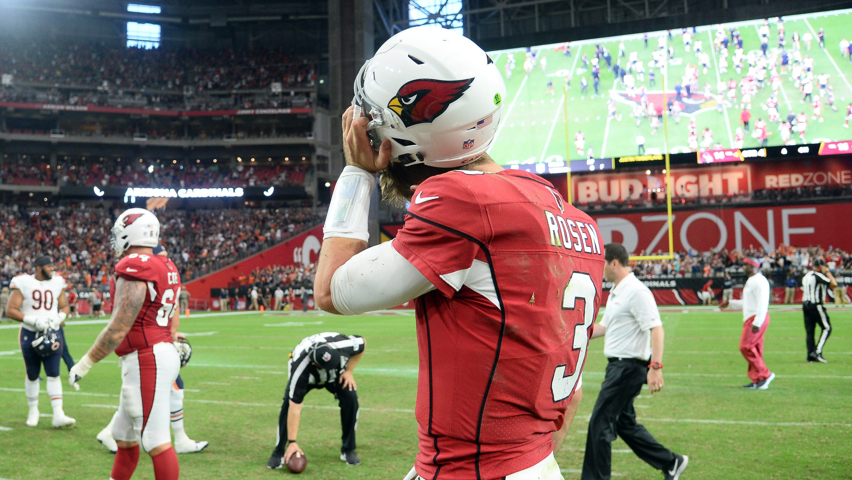 c8ee6e5a3 NFL power rankings: Rock bottom for Arizona Cardinals after loss to Chicago  Bears?