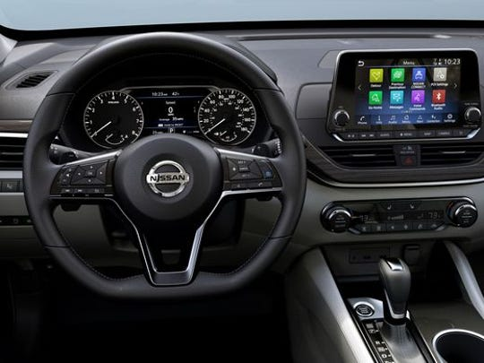 Nissan Altima del 2019, una nueva versión del exitoso sedán mediano