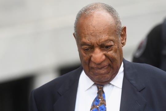 """Bill Cosby fue declarado """"depredador sexual violento"""" y pasará entre 3 y 10 años en prisión."""