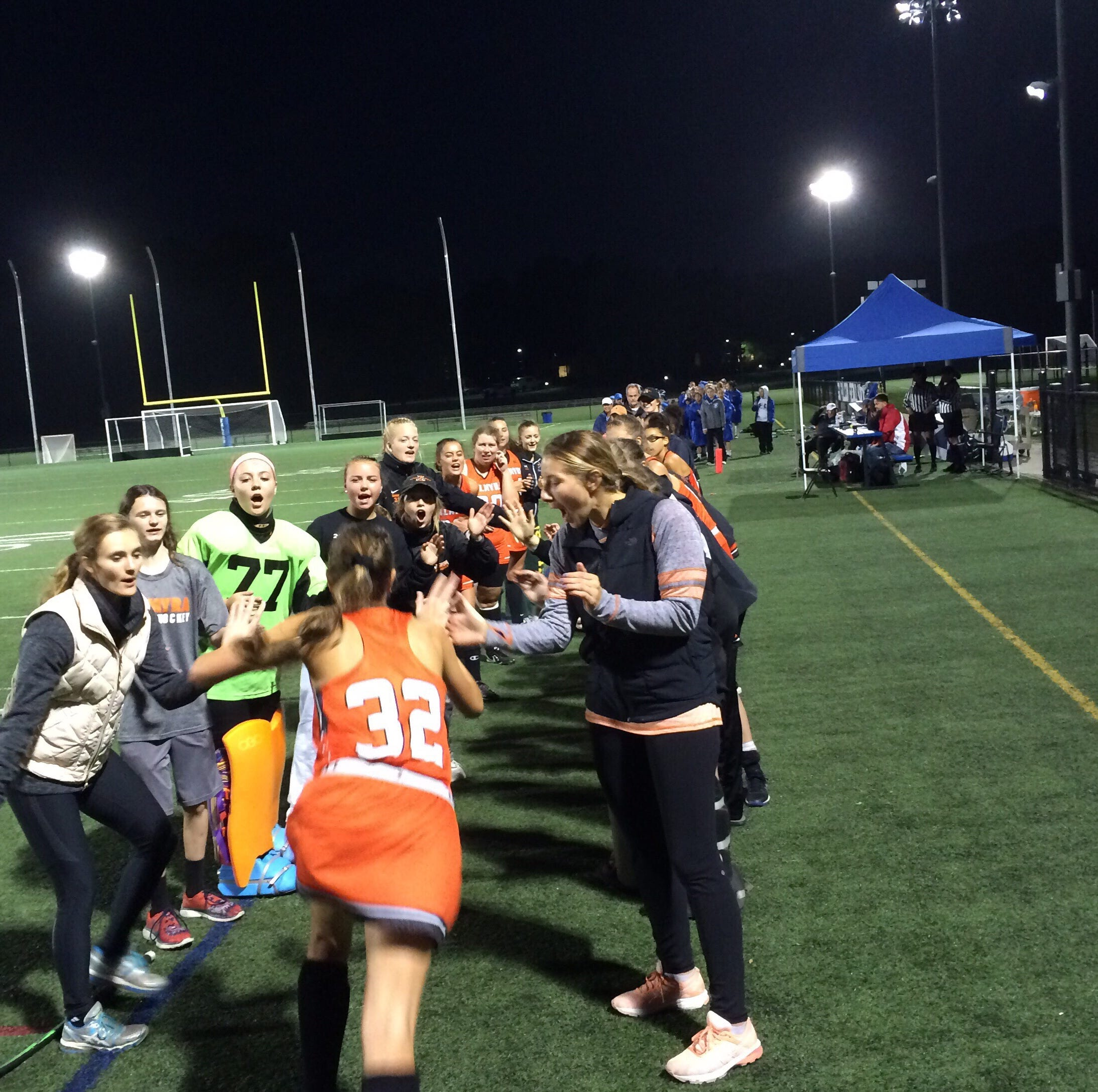 Palmyra falls to Lower Dauphin in field hockey showdown