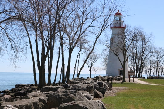 The Ohio Department of Natural Resources Division of Parks and Watercraft is working with a local friends group to upgrade facilities at the Marblehead Lighthouse State Park.