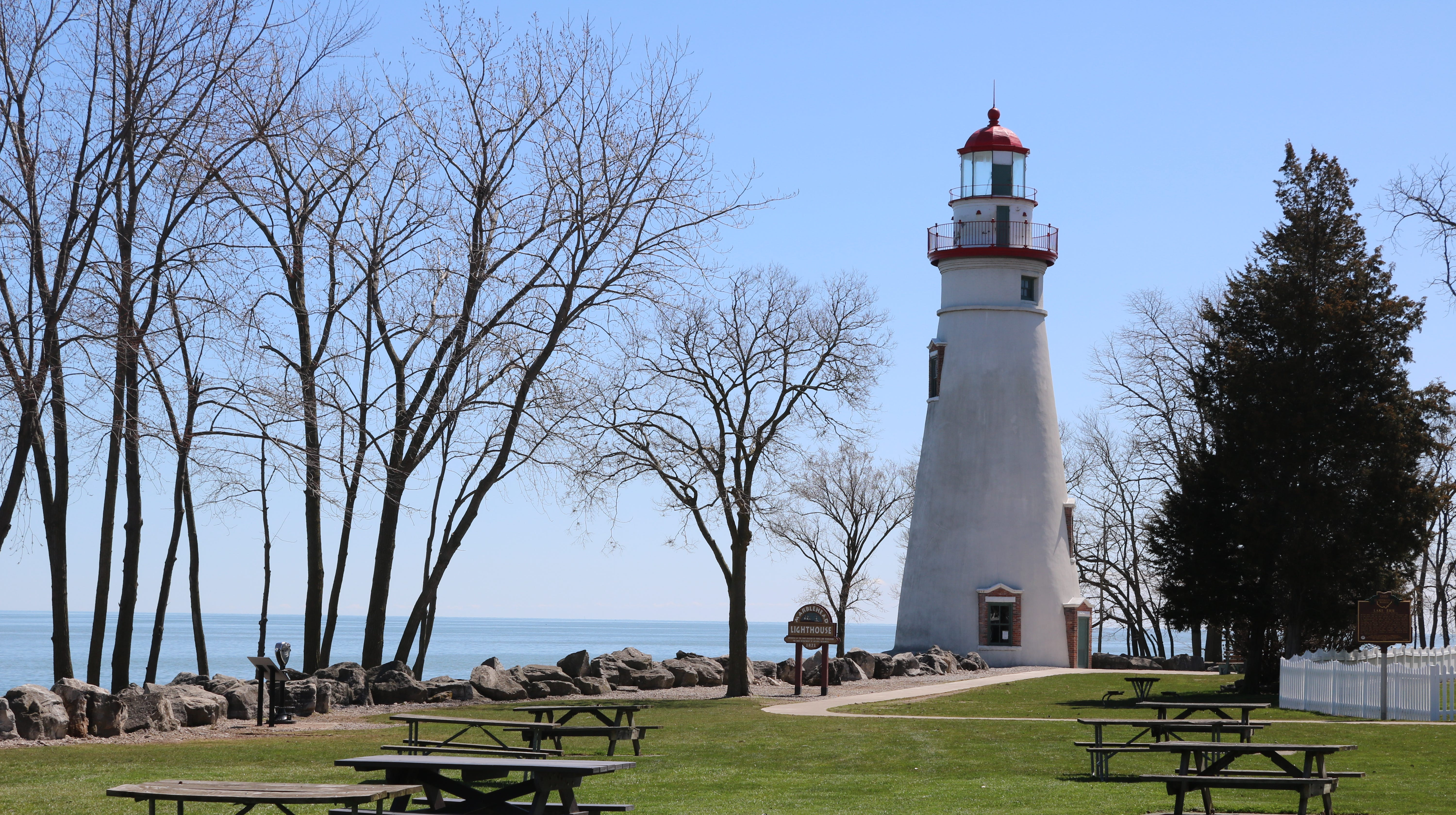 Parking restrooms to be improved at Marblehead Lighthouse State Park