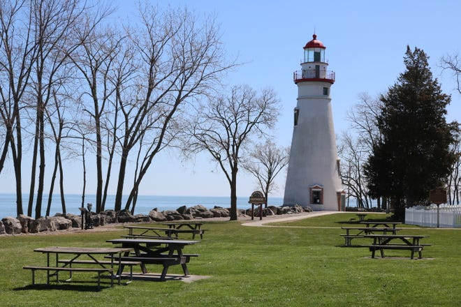Marblehead Lighthouse State Park, one of the most photographed spots in Ohio, will soon be getting parking and restroom upgrades.