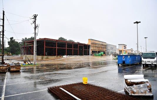 Manchester Crossroads Construction