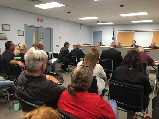 Save Rite Auto Zoning Hearing