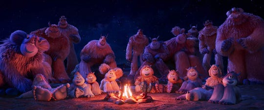 """""""Smallfoot"""" opens Sept. 27 at Regal West Manchester Stadium 13, Frank Theatres Queensgate Stadium 13 and R/C Hanover Movies."""