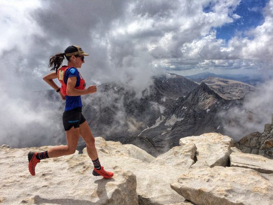 Fastest-known-time on Mt. Whitney