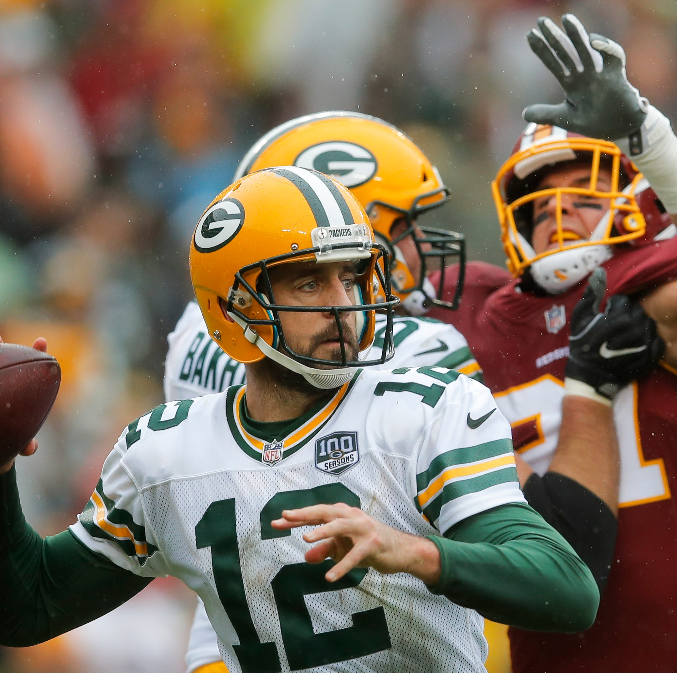 A hobbled Rodgers, a reeling Pack, still a formidable test for Bills at Lambeau Field