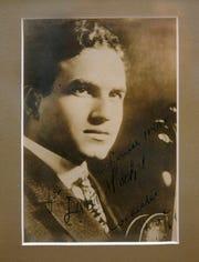 Portrait of David Hochstein at the Hochstein School of Music.