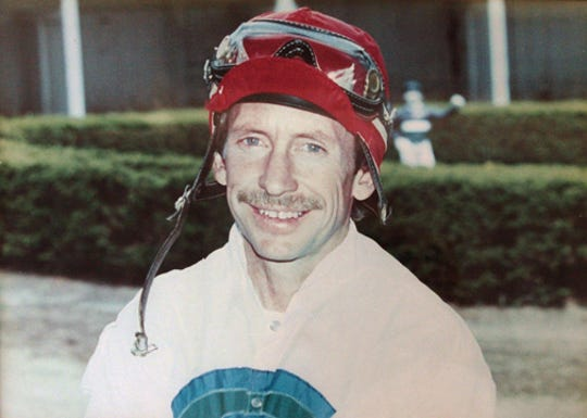 Les Hulet had a storied 28-year jockey career at Finger Lakes Gaming & Race Track. The Hall of Fame member died Sept. 21, 2018. He was 69.