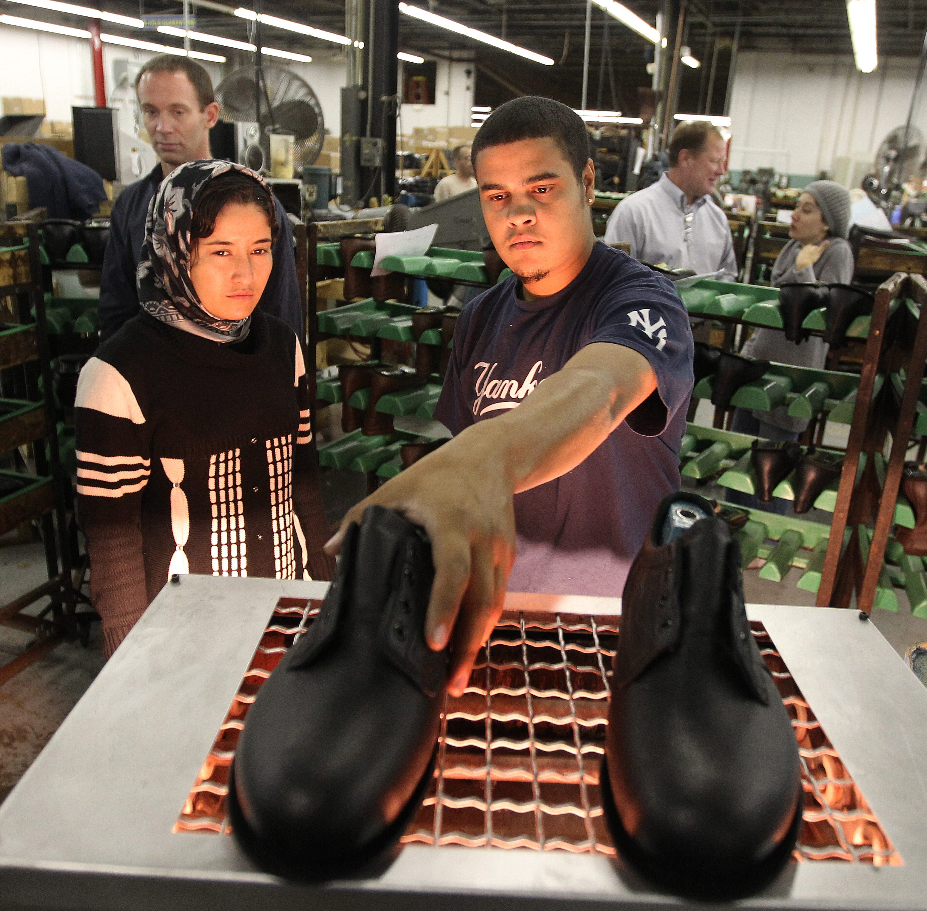 Layoffs possible at 151-year-old Batavia shoe company PW Minor