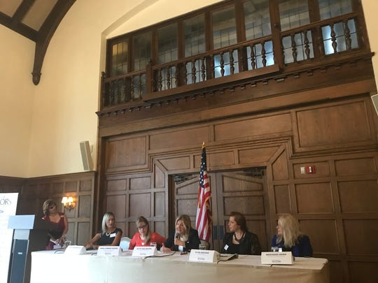Women business leaders discuss breaking the glass ceiling at Women Council of Realtors event