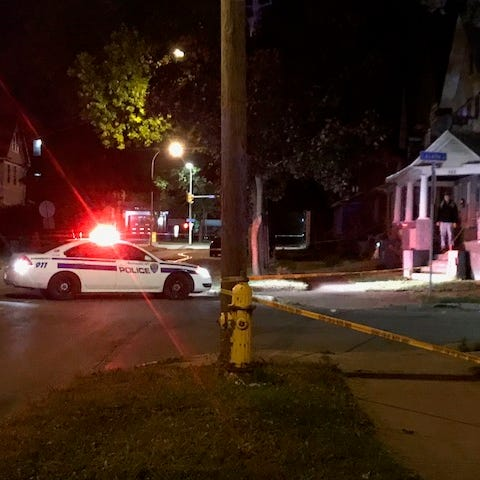 One dead after shooting in the area of Lyell Avenue and Child Street