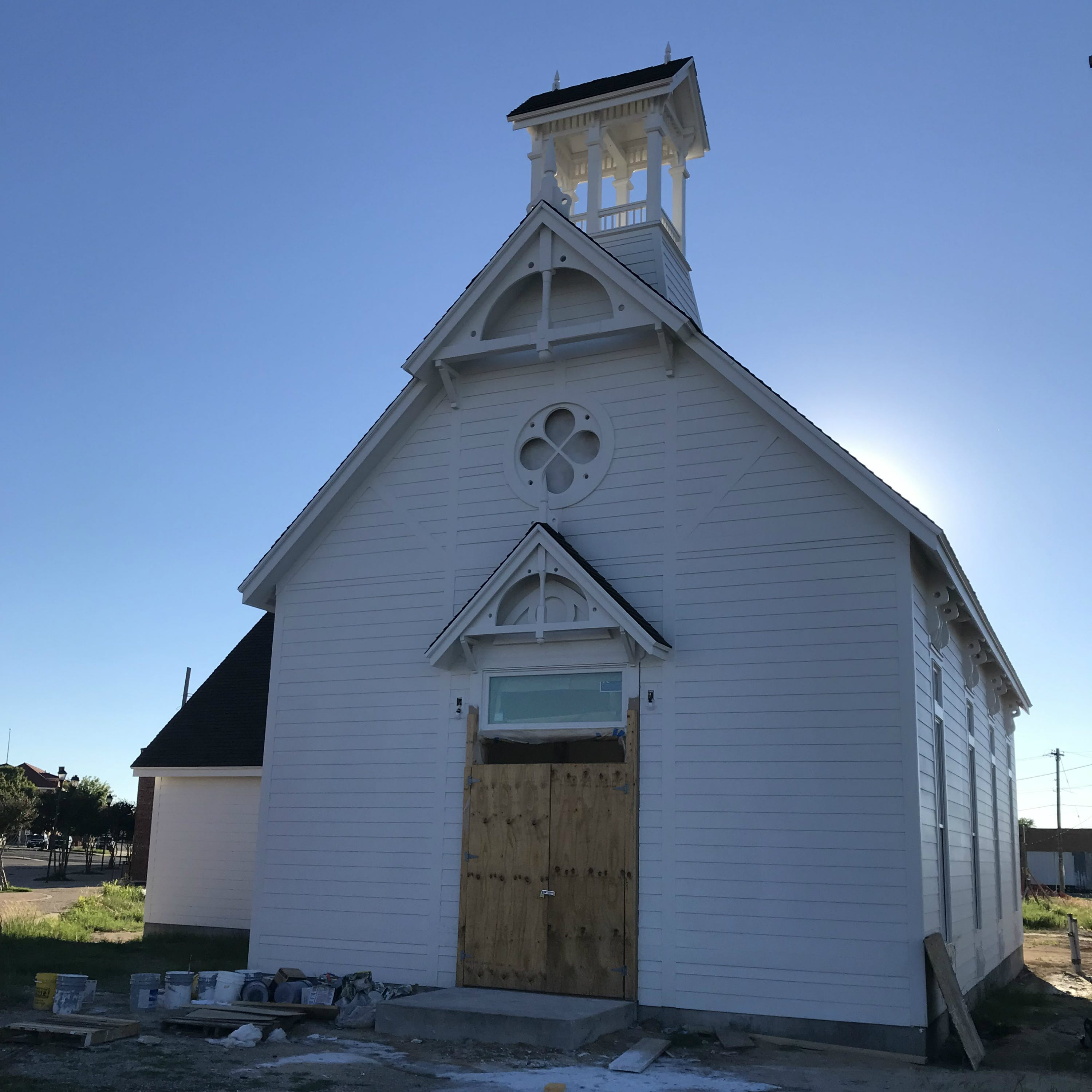 San Angelo's Old Town will get its own church soon, designed by Oscar Ruffini