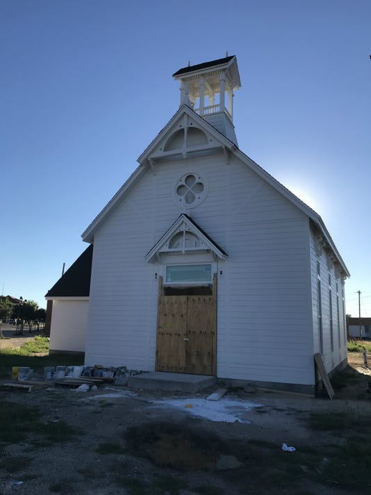 Old Town San Angelo Chapel 01
