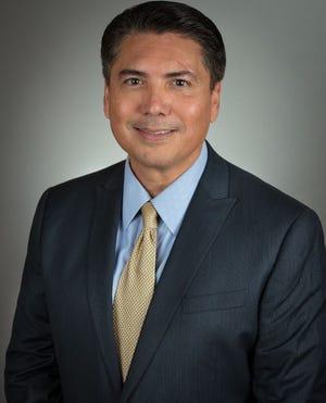 San Angelo City Manager Daniel Valenzuela