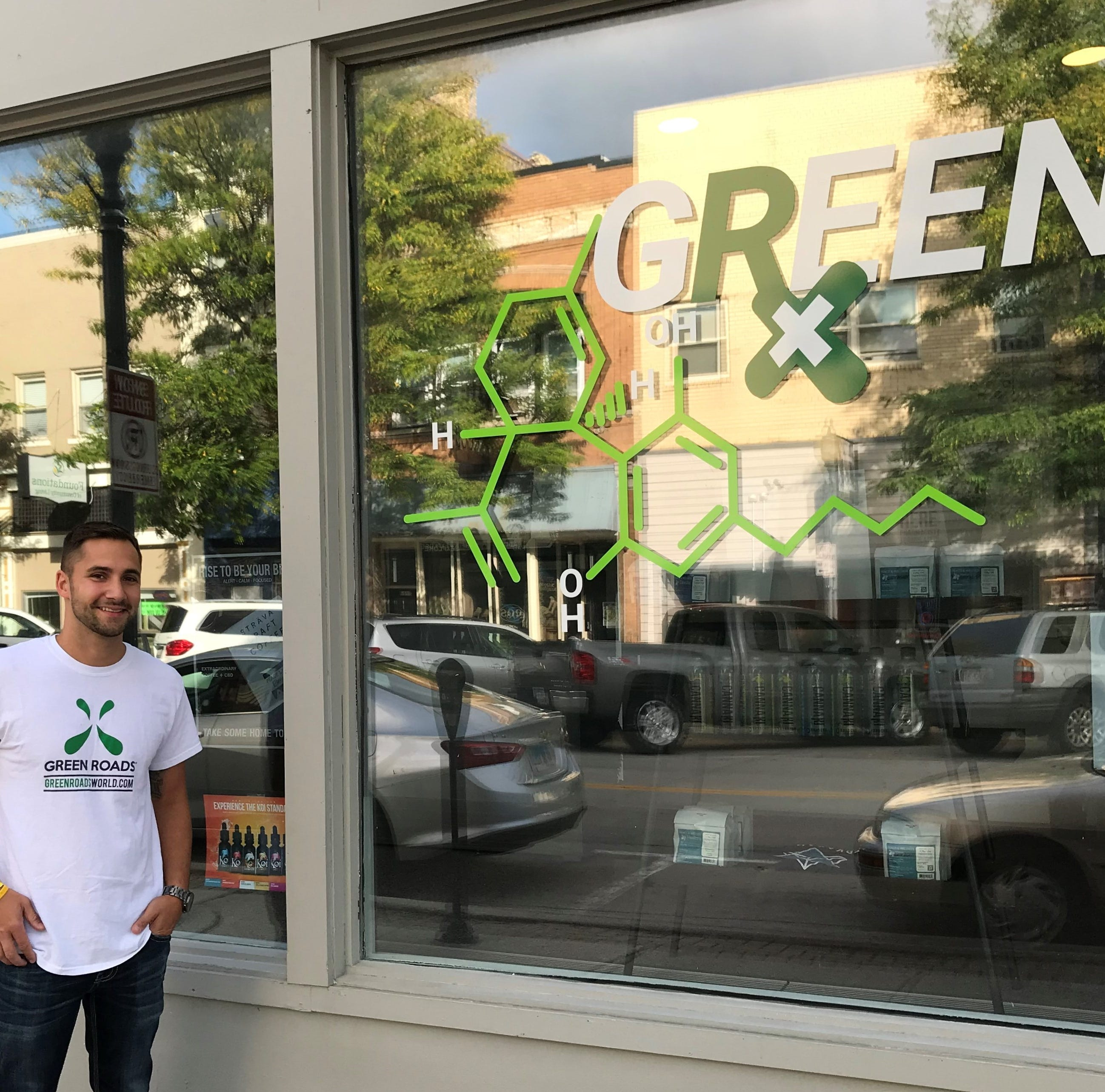 Sheboygan's first cannabidiol shop, Green Rx offers oils, bath bombs, coffee, dog treats