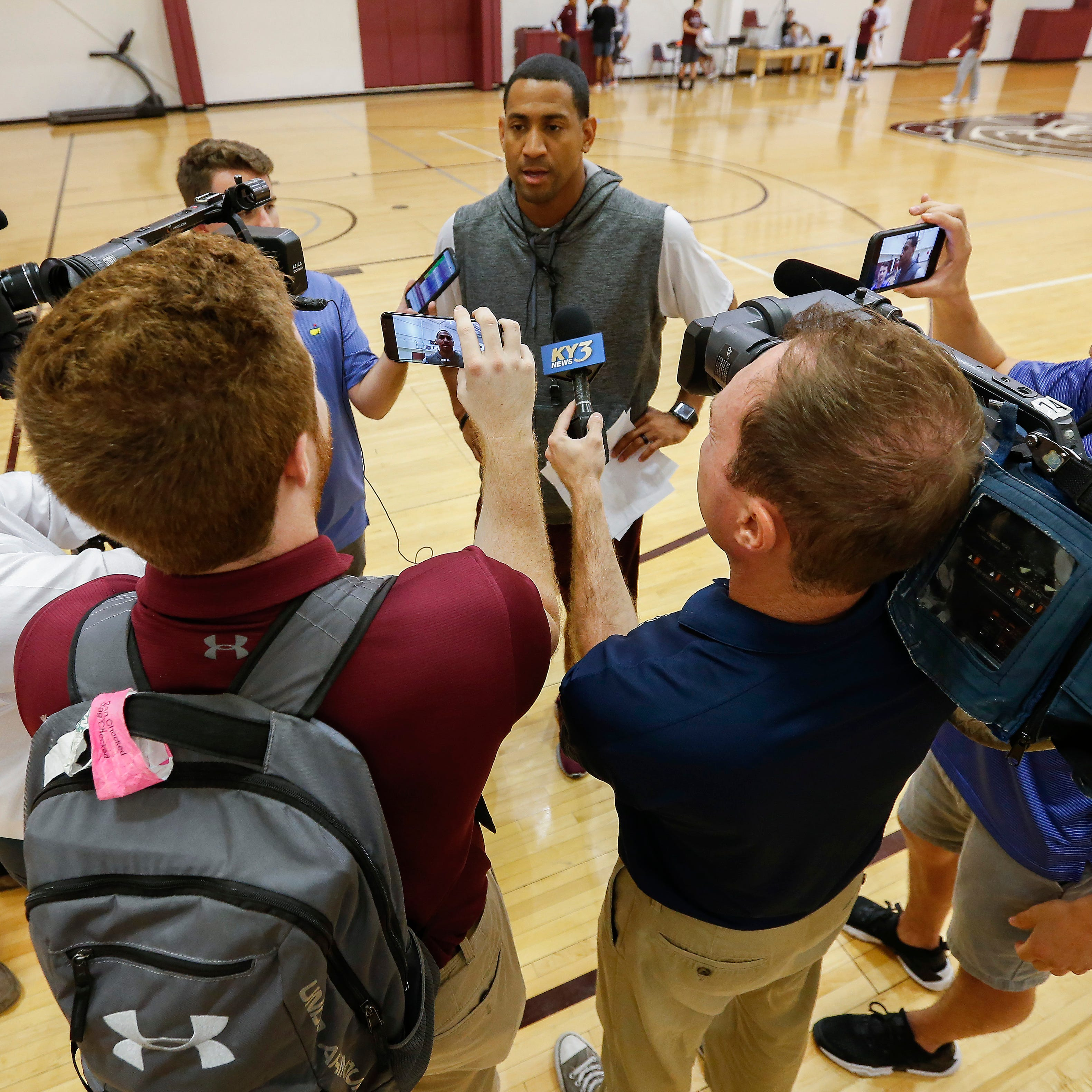 'We have such a long way to go': What we learned from Missouri State men's hoops media day