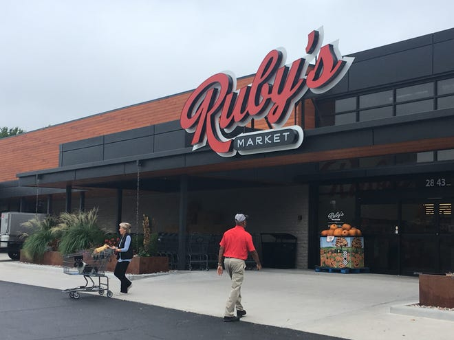 Ruby's Market is a busy mom's friend because there are many products that can help you get dinner on the table in a jiffy.