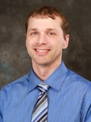 Phil Rogholt, 40, is running for re-election to Sauk Rapids-Rice school board.