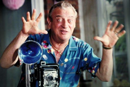 """Rodney Dangerfield in the 1983 movie """"Easy Money."""""""