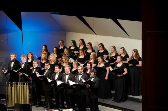 Suu Choir Students