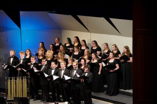 Suu Choir Students