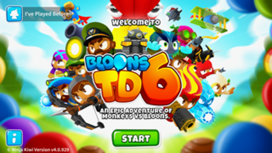 Bloons: TD6