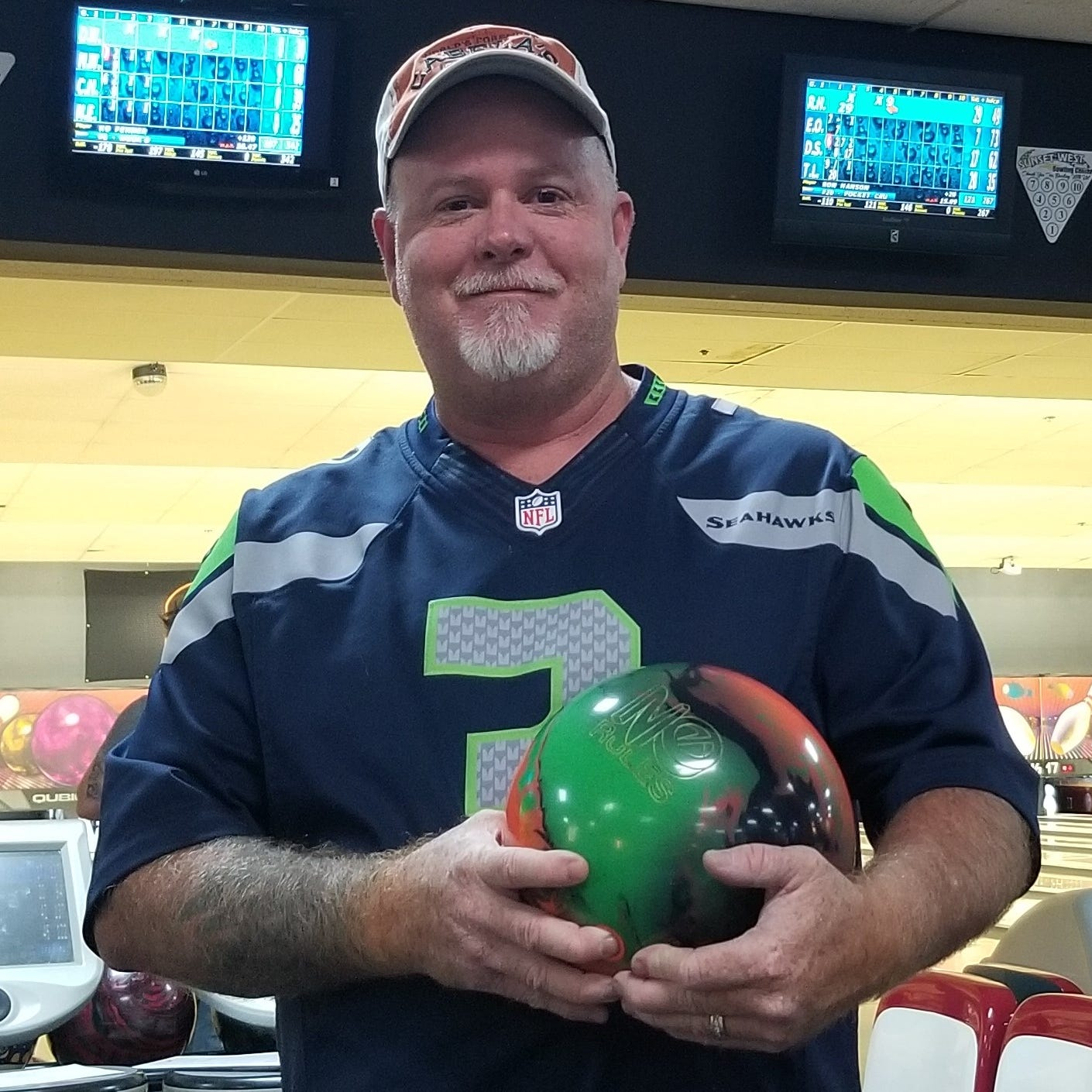 Doug Wickham recently bowled a career-high 710 series at Sunset in St. George.