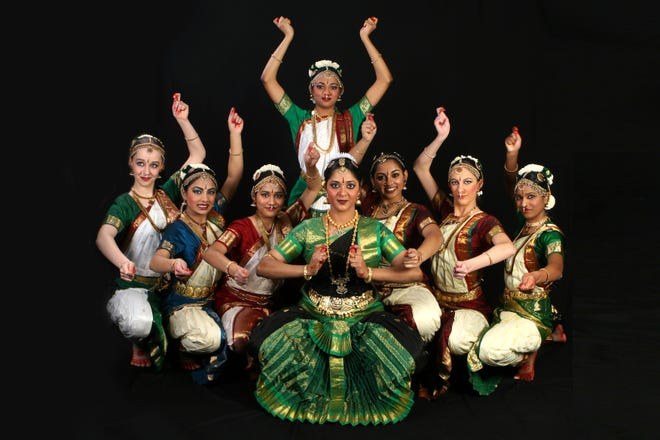 Dancers from the Kalaanjali School of Dance in Madison will be among the featured performers Saturday at the Festival of India in Stevens Point.