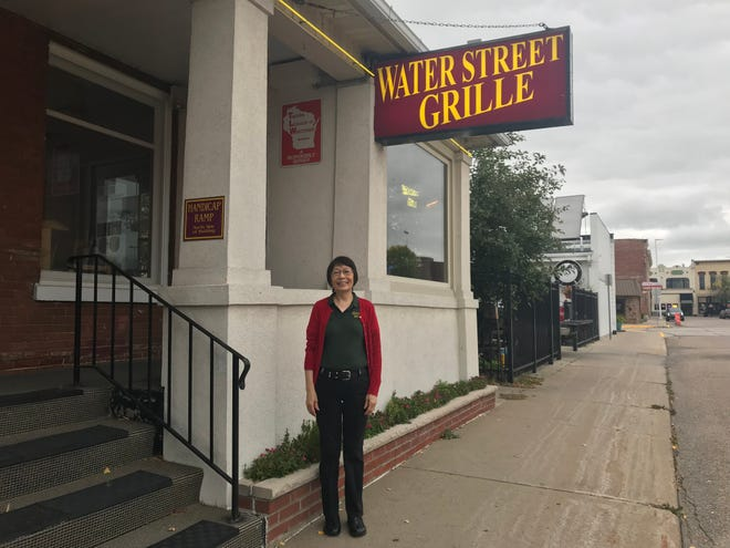 Wen Cheng, owner of Water Street Grille in Stevens Point