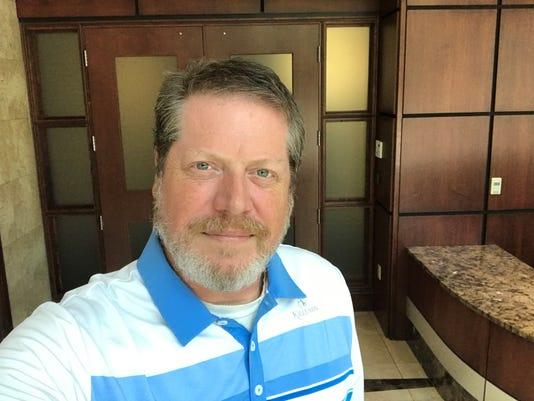 Greg Tish Selfie